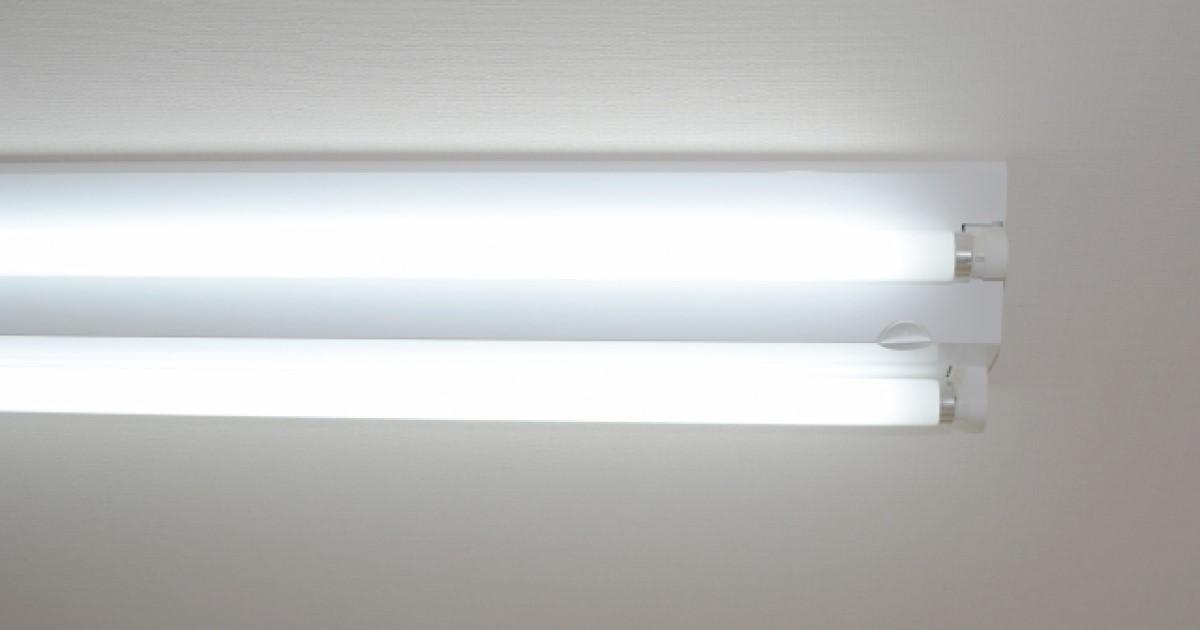 蛍光灯をLEDに交換|工事不要のLEDはよくない?LEDの選び方