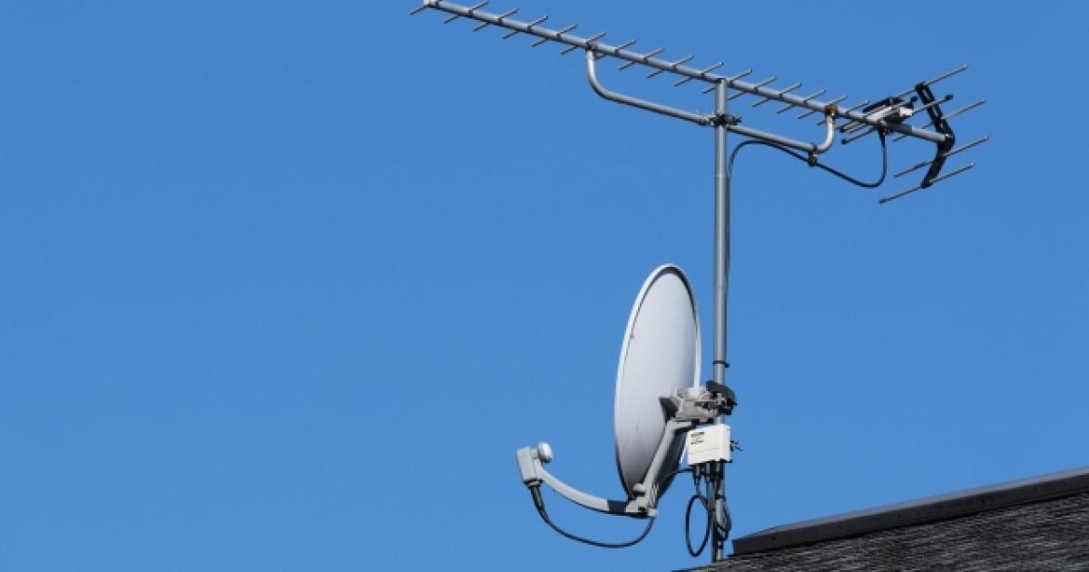 テレビアンテナ修理費用の相場・強風が原因なら火災保険も適用可能!