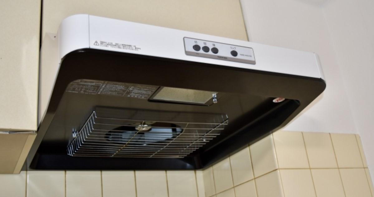 キッチンの換気扇・レンジフードの種類と特徴|掃除のコツもご紹介