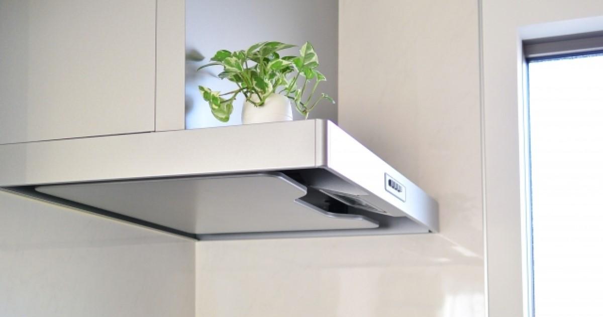 台所の換気扇は種類がある!レンジフードと換気扇の違いについて解説