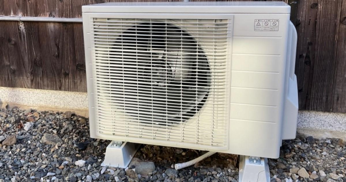 エアコン室外機を正しく設置して冷房効率アップ!代替設置方法は4つ