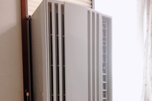 窓用エアコンの設置条件2つ