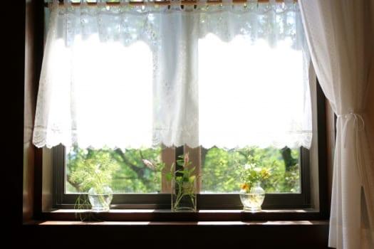 1.窓際に室内アンテナを置けること
