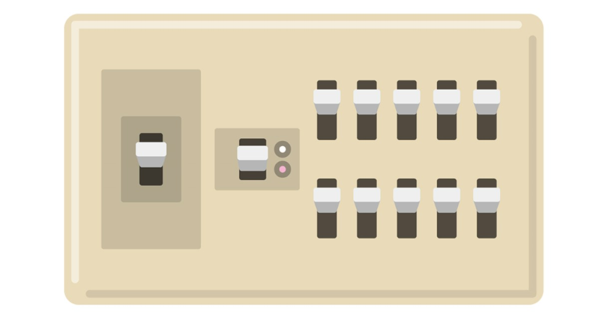 頻繁に漏電ブレーカーが落ちる?原因不明の場合は業者に依頼すべき!