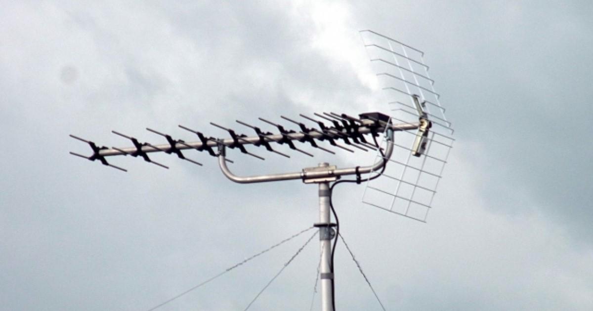 テレビのアンテナの種類|BS/CSと地デジ放送のアンテナは異なる