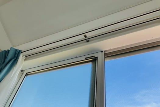 1.窓の高さと開き幅
