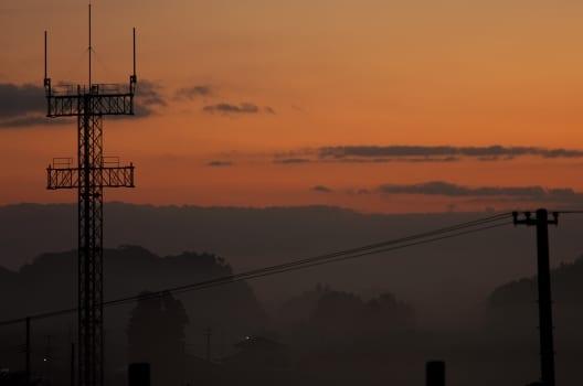 ケース1.電波の受信が弱い環境である