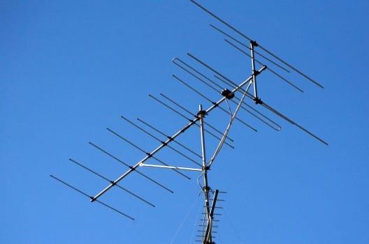VHFアンテナは地上デジタル放送を見られない