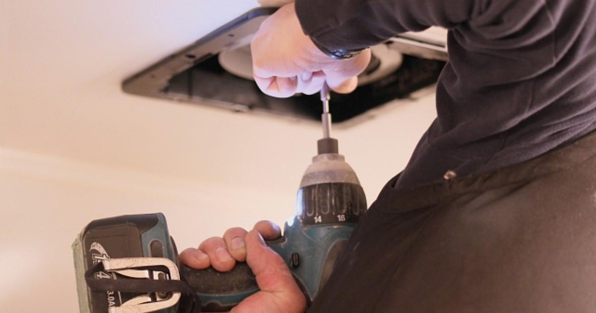 換気扇修理は業者に依頼しよう!その費用や換気扇が故障する原因