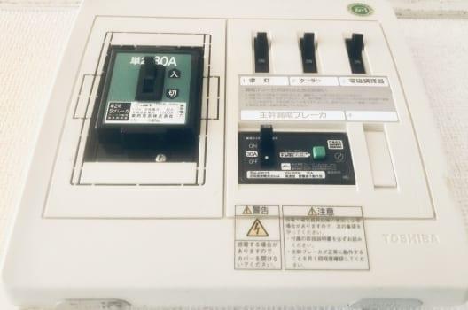 漏電ブレーカーが頻繁に落ちる原因その1:断続的な漏電